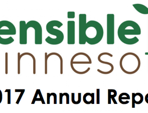 2017 Sensible Minnesota Annual Report